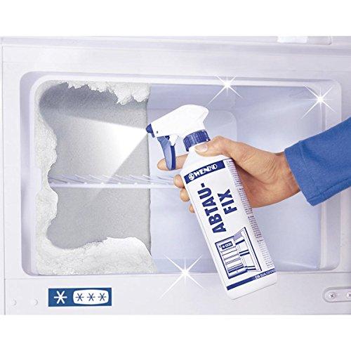 Abtaufix, 1 Flasche (500 ml) , Gefriertruhe und Gefrierschrank Abtau Spray
