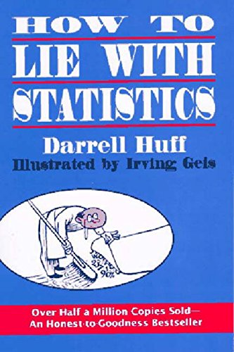 How to Lie with Statistics por Darrell Huff