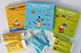 #1: Happy Tummys Nutritious Snack Bars - Super Value Variety Pack - 9 bars x 30 g