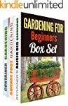 Gardening for Beginners Box Set (3 in...