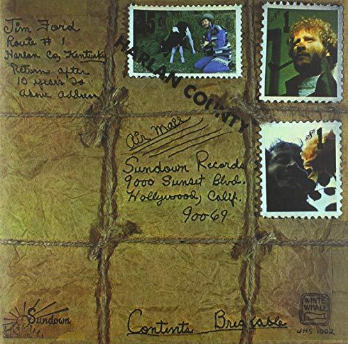 Harlan County (Blue Colored Vinyl) [Vinyl LP]