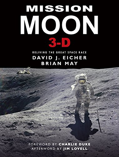 Mission Moon 3-D: Reliving the Great Space Race (3d Stereoscopic Book) por David Eicher