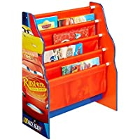 Disney Cars - Hängefach-Bücherregal für Kinder – Büchergestell für das Kinderzimmer preisvergleich bei kinderzimmerdekopreise.eu