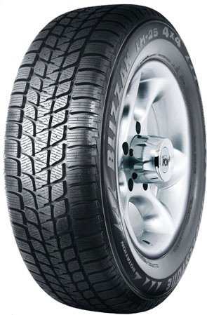 Bridgestone Blizzak LM-25 - 255/40/R17 98V - F/E/73 - Pneu Hiver