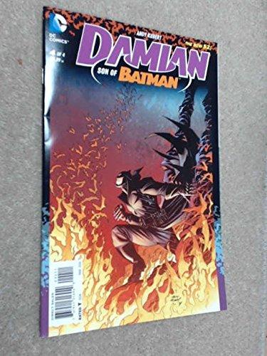 Damian Son of Batman #4 (of 4)