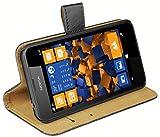 mumbi Tasche im Bookstyle für Nokia Lumia 630 Tasche