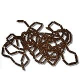 Grobys Pferdefleisch Würstchen Endloswürstchen vom Pferd, Verpackungseinheit Stück:100 Stück