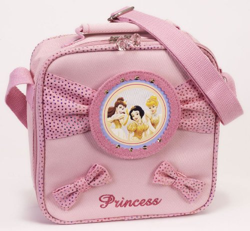 Click for larger image of Shreds Disney Princess Lunch Bag