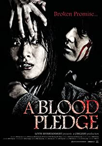 A Blood Pledge [DVD]