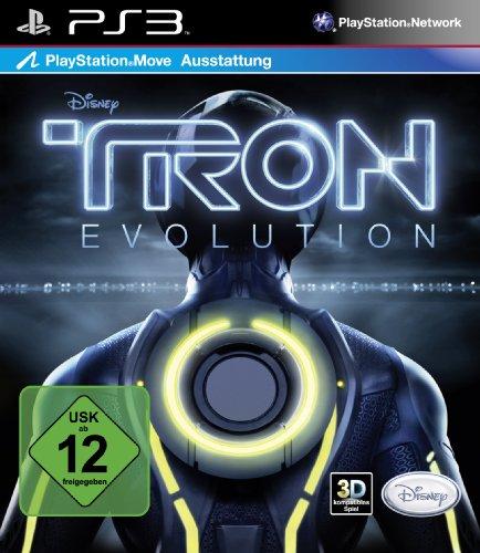 TRON: Evolution (Move kompatibel) (Ps3-disney-universum)