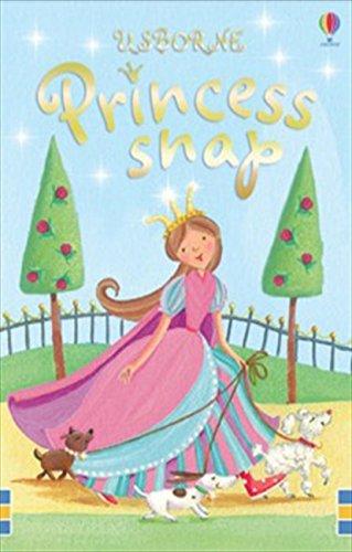 Princess Snap (Snap Cards)