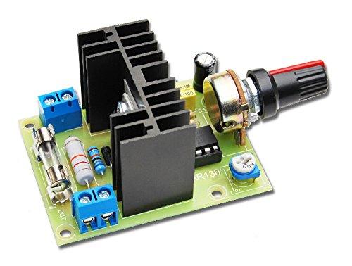 arlikits AR130regolatore di potenza 230V 2,5KW Regolatore di temperatura Regolatore di velocità del motore Controler Kit fai da te