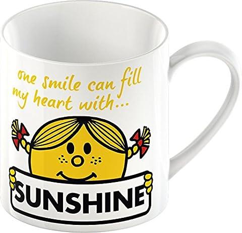 Creative Tops Mr. Men Little Miss Sunshine Mug en porcelaine Fine Multicolore