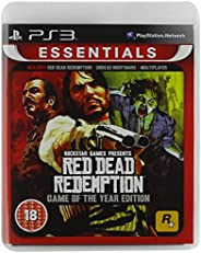 Red Dead Redemption: Game of The Year PS3 [