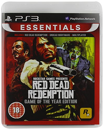 Red Dead Redemption: Game Of The Year