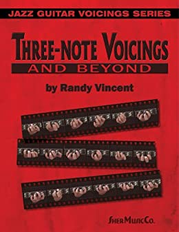 Three-Note Voicings and Beyond von [Vincent, Randy]