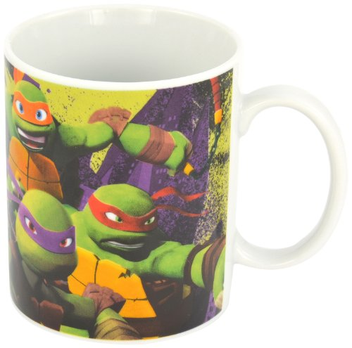 Unitedlabels 0118510 Turtles Tasse, 320 ml