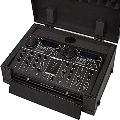 Gorilla Numark CDMIX iCDMIX CDMix USB Carry Case DJ CD Mixer Combo Flight Case