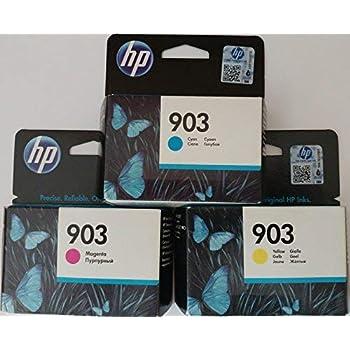 HP 903 Schwarz Original Druckerpatrone für HP Officejet