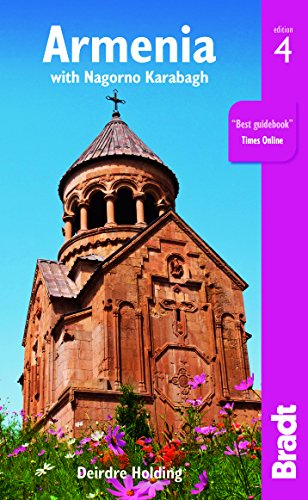 Armenia with Nagorno Karabagh Cover Image