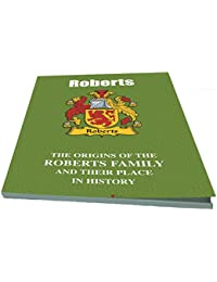 Roberts Family History Book