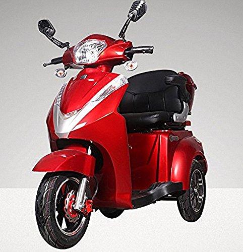 Elektromobil, Seniorenmobil, Dreirad Elektro Roller, Elektrorollstuhl, ECONELO ® (Mobil Scooter)