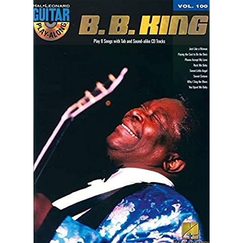 Guitar Play Along Vol.100 B.B. King CD