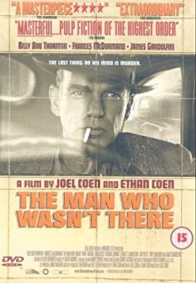 The Man Who Wasn't There (2001) [DVD] by Billy Bob Thornton|Frances McDormand|Michael Badalucco|Adam Alexi-Malle