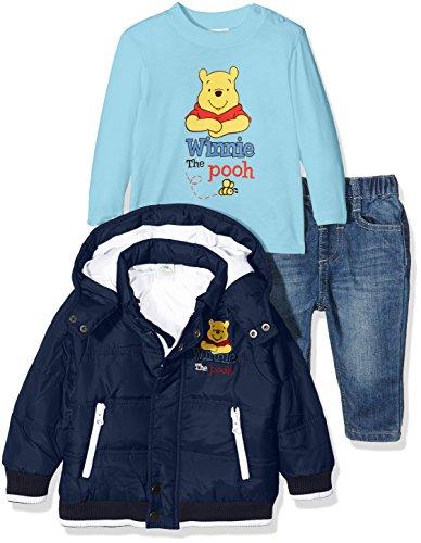 Disney Winnie the Pooh Bee, Conjunto para Bebés, Azul (Marino), 24 Meses