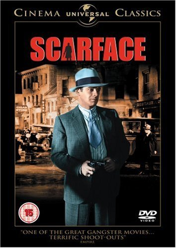 Scarface [DVD] by Paul Muni