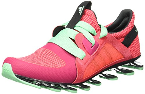 pretty nice d73b8 a3822 adidas Springblade Nanaya Ladies Running Shoes - Red-6 - Buy ...