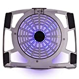 Tavakkal® Notebook Cooler Pad with 120mm Blue LED Fan Cooling pad- Supports 17 inch+