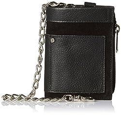 Viari Black Mens Wallet (VE2130)