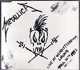 Live at Wembley Stadium, 1992 (Enter sandman..)