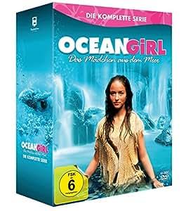 ocean girl die gesamtedition staffel 1 4 im 18 disc set. Black Bedroom Furniture Sets. Home Design Ideas