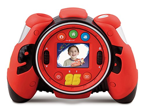 VTech - 507305 - Cars 3 - Kidizoom Flash McQueen Vtech Flash