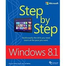 Windows 8.1 Step by Step (Step by Step (Microsoft)) by Ciprian Adrian Rusen (2013-11-29)