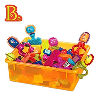 B. toys - Bristle Block Spinaroos - The Official Bristle Blocks - Toy Building Blocks for Toddlers (75 pieces) (B002YIV1AE) | Amazon price tracker / tracking, Amazon price history charts, Amazon price watches, Amazon price drop alerts