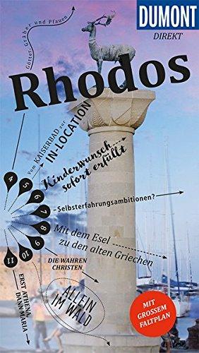 Preisvergleich Produktbild DuMont direkt Reiseführer Rhodos: Mit großem Faltplan