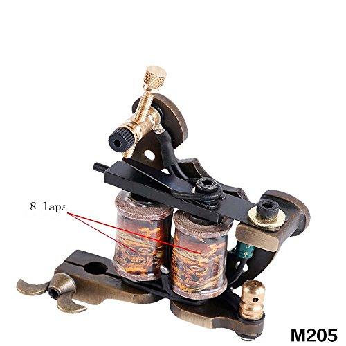 ing tattoo maschine 10 ring kupfer secant nebel tattoo ausrüstung tattoo werkzeuge , m205-2 (fogging) (Fogging Maschine)