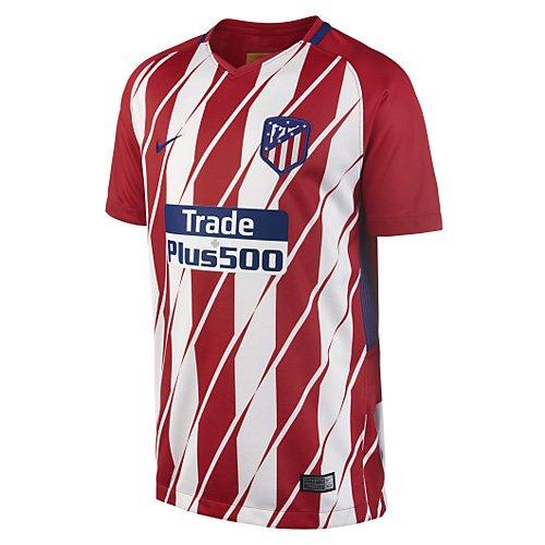 Nike Atm y Nk Brt Stad Jsy Ss Hm Camiseta Corta, Niños, Multicolor, S