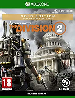 Tom Clancy's The Division 2 Gold Edition (Xbox One) (B07GJRNPJ2) | Amazon Products