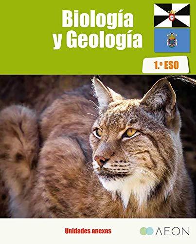 Biología y Geología 1 ESO Libro del alumno. Ceuta y Melilla