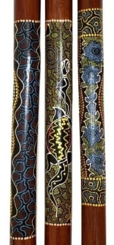120 cm Bambus Didgeridoo Musikinstrument Did100