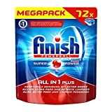 Finish All in 1 Plus Spülmaschinentabs