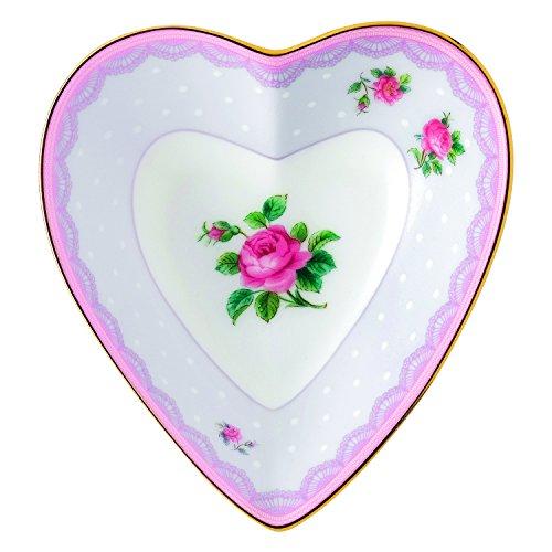 Candy Love cuore vassoio, lilla,