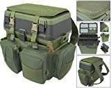 Roddarch© Fishing Seat Box & Rucksack. Fly Sea Coarse Fishing Seat Backpack.
