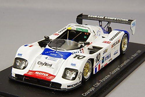 Courage C36-Porsche, No.10, Courage Competition, 24h Le Femmes, Femmes, Femmes, 1997, voiture miniature, Miniature déjà montée, Spark 1:43 | Design Attrayant  77ab9f