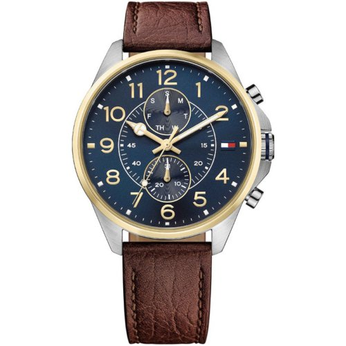 Tommy Hilfiger Analog Blue Dial Men's Watch-TH1791275J