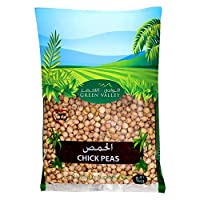 Green Valley 9 mm Chick Peas - 1 kg